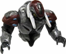 Halo Wars Mega Bloks LOOSE Mini Figure Articulated Covenant Silver Honored Ascetic Armor BLOWOUT SALE!