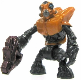 Halo Wars Mega Bloks LOOSE Mini Figure Covenant Orange Spec Ops Grunt with Needler