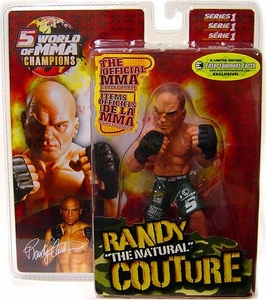 Round 5 World of MMA Champions UFC Series 1 Exclusive SDCC San Diego Comic-Con Action Figure Randy