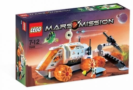 LEGO Mars Mission Set #7648 Mobile Mining Unit