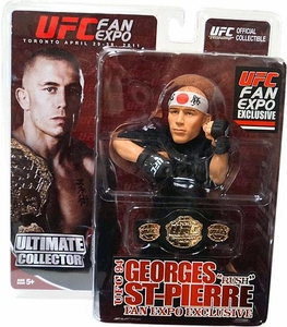 Round 5 UFC Fan Expo Toronto Exclusive Action Figure Georges