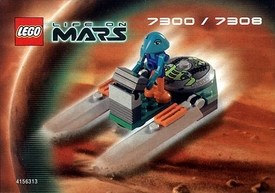 LEGO Life on Mars Set #7300 / 7308 Double Hover