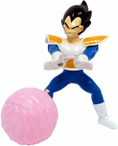 Dragonball Z The Saga Continues Blasting Energy LOOSE Action Figure Vegeta
