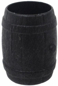 Playmobil LOOSE Accessory Black Small Barrel