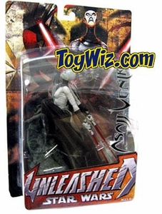 Star Wars E3 Revenge of The Sith Unleashed Series 2 Action Figure Asajj Ventress BLOWOUT SALE!