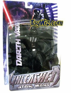 Star Wars E3 Revenge of The Sith Unleashed Series 2 Action Figure Darth Vader