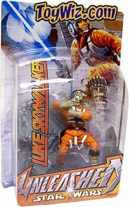 Star Wars Unleashed Series 7 Action Figure Luke Skywalker (X-Wing Pilot)