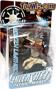 Star Wars Unleashed Series 9 Action Figure Obi-Wan Kenobi New Package