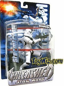 Star Wars Unleashed Series 12 Action Figure Stormtrooper