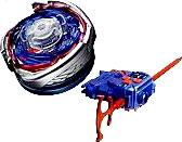 Beyblades JAPANESE Metal Fusion Starter Set with Control Launcher #BBC01 BigBang Pegasis