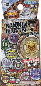 Beyblades JAPANESE Metal Fusion Booster #BB109 Random Booster Vol. 7