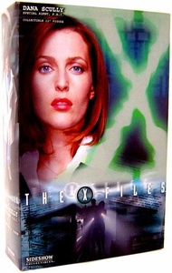 Sideshow Collectibles X-Files Limited Edition 12 Inch Action Figure Autopsy Dana Scully