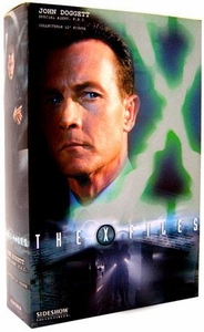 Sideshow Collectibles X-Files Limited Edition 12 Inch Action Figure John Doggett