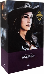 Pirates of the Carribean On Stranger Tides Hot Toys Sideshow Exclusive Movie Masterpiece 1/6 Scale Collectible Figure Angelica
