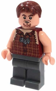 Citizen Brick Exclusive Minifigure Zombie Hunting Enthusiast