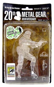 Metal Gear Solid 20th Anniversary 2008 SDCC San Diego Comic-Con Exclusive Action Figure Stealth Camouflage Snake [MGS3] Figure is LOOSE!