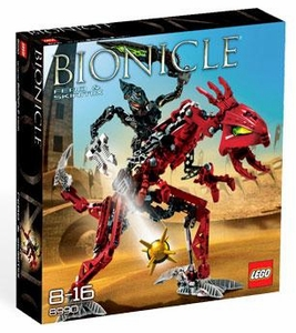LEGO Bionicle Set #8990 Fero & Skirmix