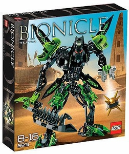 LEGO Bionicle Set #8991 Tuma