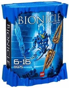 LEGO Bionicle AGORI Set #8975 Berix [Blue]