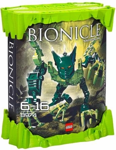 LEGO Bionicle AGORI Set #8974 Tarduk [Green]
