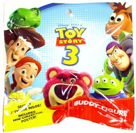 Disney / Pixar Toy Story 3 Mini Figure Buddy Booster Pack [1 Random Figure]