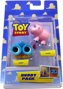 Disney / Pixar Toy Story Mini Figure Buddy 2-Pack Lenny & Hamm