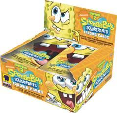SpongeBob Squarepants Trading Card Game Series 2 Booster BOX