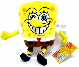 Spongebob Squarepants 5 Inch Poseable Plush Figure Spongebob