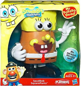 SpongeBob Squarepants Mr. Potato Head Spudbob Squarepants