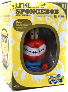 Spongebob Squarepants UNKL 5 Inch Vinyl Figure Mr. Krabs