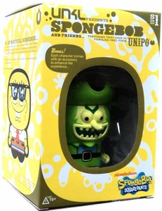 Spongebob Squarepants UNKL 5 Inch Vinyl Figure Flying Dutchman