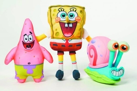 Spongebob Beanbag Plush Patrick Pre-Order ships April
