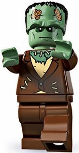 LEGO Minifigure Collection Series 4 LOOSE Mini Figure The Monster