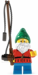 LEGO Minifigure Collection Series 4 LOOSE Mini Figure Lawn Gnome