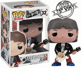 Funko POP! Rocks Sex Pistols Vinyl Figure Steve Jones