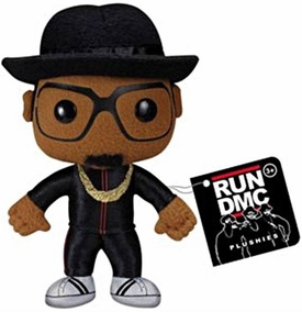 Funko 5 Inch Plush Figure DMC [Run DMC]