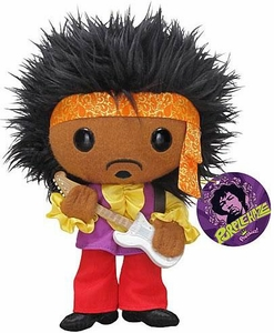 Funko 5 Inch Plush Figure Jimi Hendrix [Purple Haze]