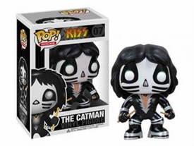 Funko POP! Rocks KISS Vinyl Figure The Catman[Peter Criss]