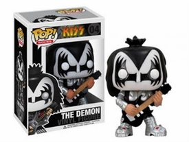 Funko POP! Rocks KISS Vinyl Figure The Demon [Gene Simmons]