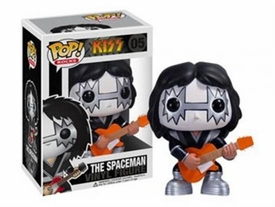 Funko POP! Rocks KISS Vinyl Figure The Spaceman [Ace Frehley]