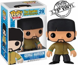 Funko POP! Rocks The Beatles Vinyl Figure George Harrison