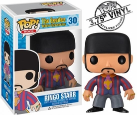Funko POP! Rocks The Beatles Vinyl Figure Ringo Starr