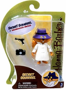 Hanna Barbera 3 Inch Figure Secret Squirrel