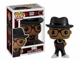 Funko POP! Rocks Vinyl Figure DMC [Run DMC]