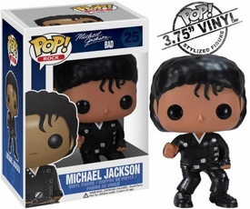 Funko POP! Rocks Vinyl Figure Michael Jackson Bad