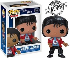Funko POP! Rocks Vinyl Figure Michael Jackson Beat It