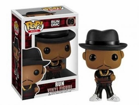 Funko POP! Rocks Vinyl Figure Run [Run DMC]