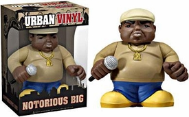 Funko Rocks 6 Inch Urban Vinyl Figure Notorious B.I.G. [Biggie Smalls]