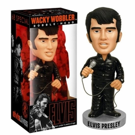 Funko Wacky Wobbler Bobble Head '68 Special Elvis