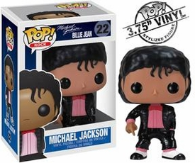 Funko POP! Rocks Vinyl Figure Michael Jackson Billie Jean